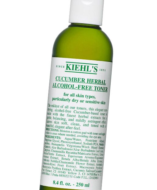 No. 20: Kiehl's Cucumber Herbal Alcohol-Free Toner, $16, 22 Best Toners and Astringents - (Page 5)