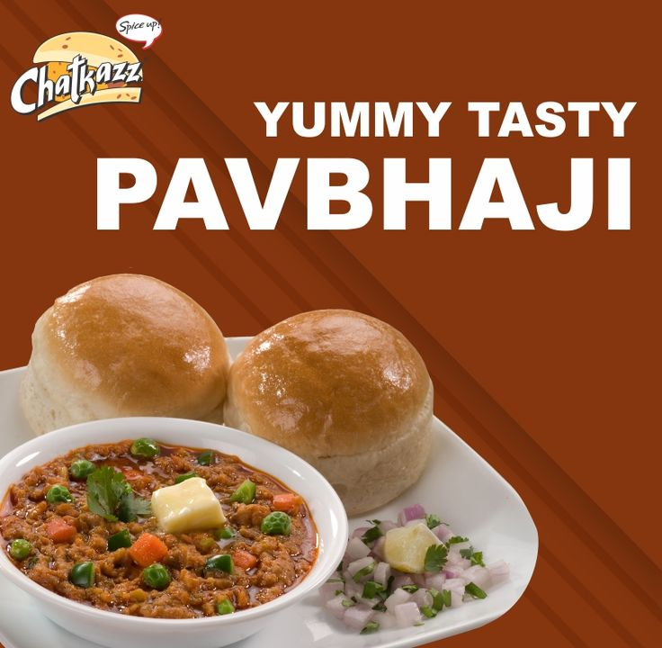 Food tastes better when you eat it with your family. Now visit your nearest chatkazz outlet with your family and enjoy the test of foods. Eat Delicious Scrumptious Tasty Flavorful Pavbhaji