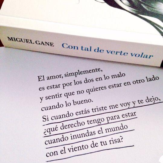 Libros, amor y café.
