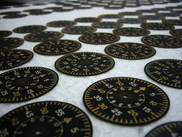 Laco Basic Pilot Watch 42mm Automatic Bielefeld 861760.2 ...