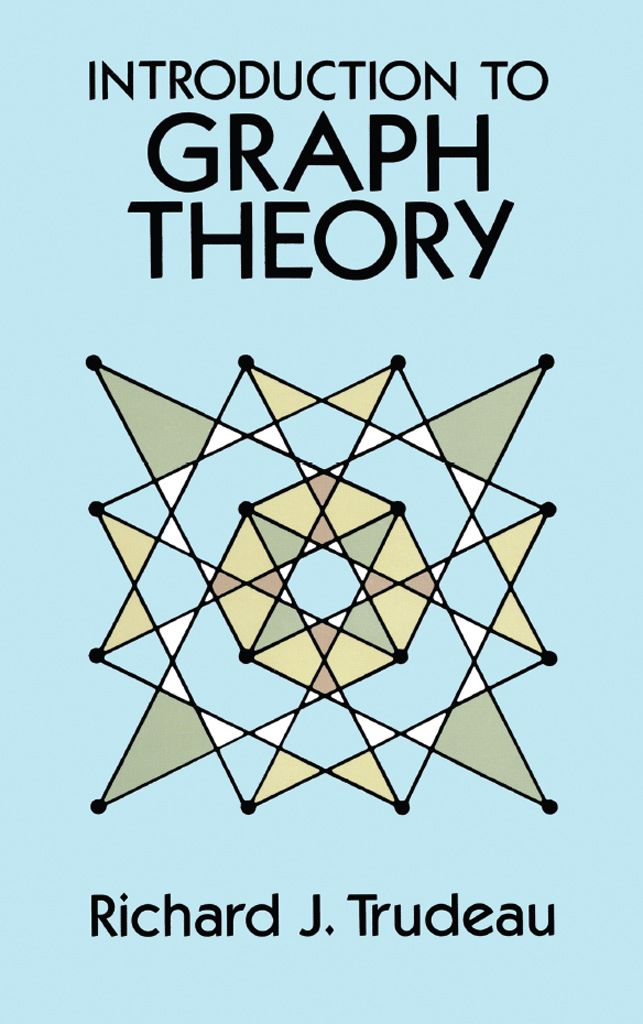 Introduction to Graph Theory by Richard J. Trudeau  Aimed at 'the mathematically traumatized,' this text offers nontechnical coverage of graph theory, with exercises. Discusses planar graphs, Euler's formula, Platonic graphs, coloring, the genus of a graph, Euler walks, Hamilton walks, more. 1976 edition.