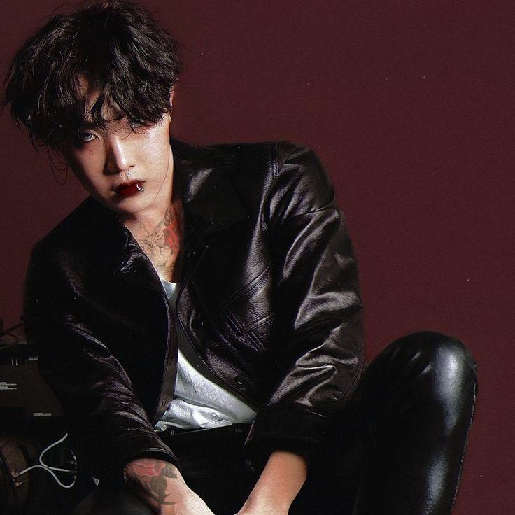 Taekook Tattoo: #hoseok #dark #tear #jhope #bts #army #kpop #vampire #red
