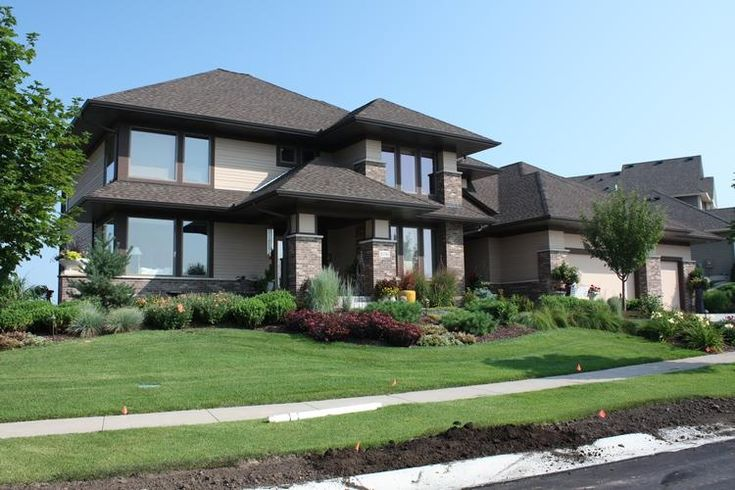 12 best images about prairie house plans on pinterest for Prairie foursquare house plans