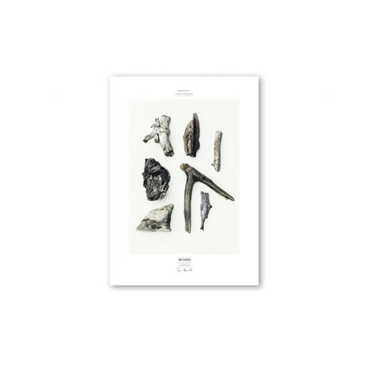 Poster-Handpicked Objects #nordicdesigncollective
