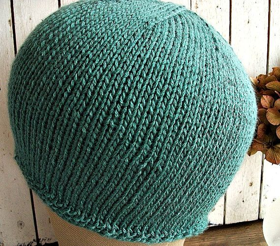 Chemo Cap Bamboo Soft Knitted Comfortable and by wishestogether, $19.50
