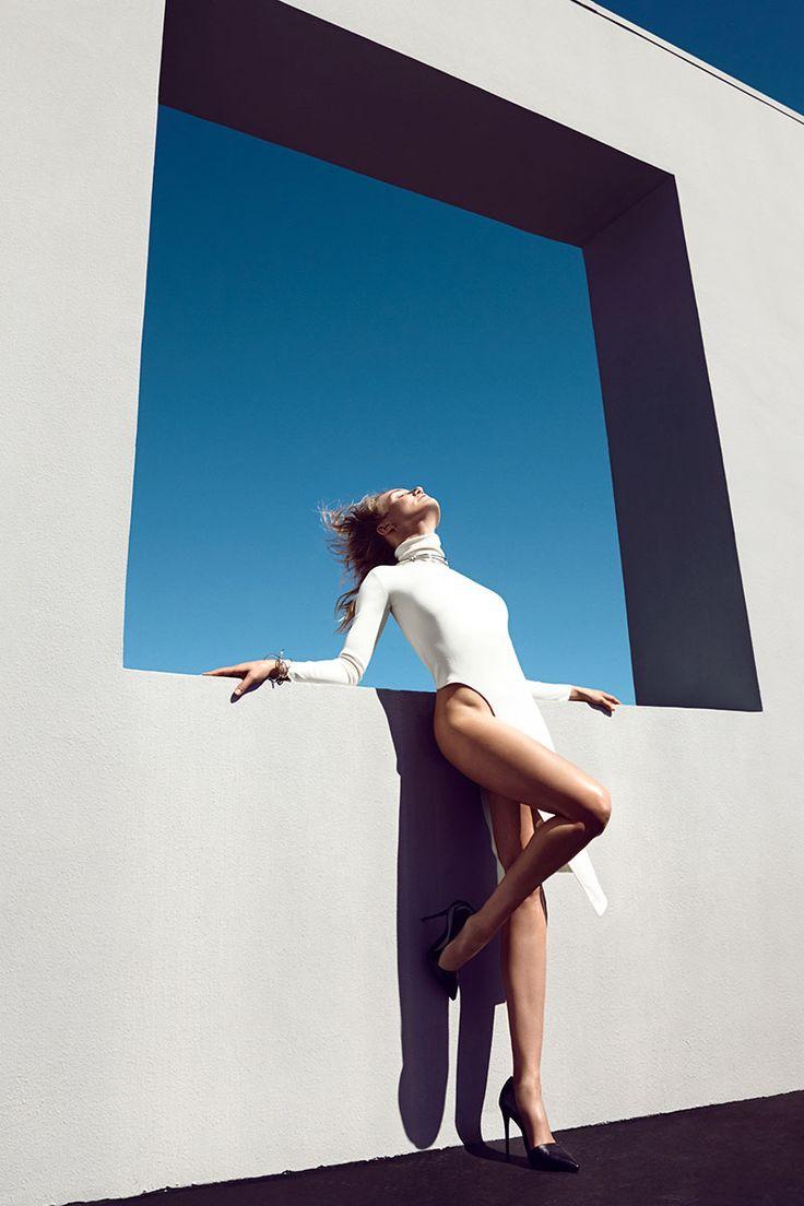 Cameron Diaz For Harpers Bazaar