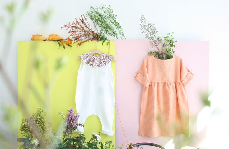 Flowerslovers campaign  Stylisme Petitsweet pour Motherlygrey