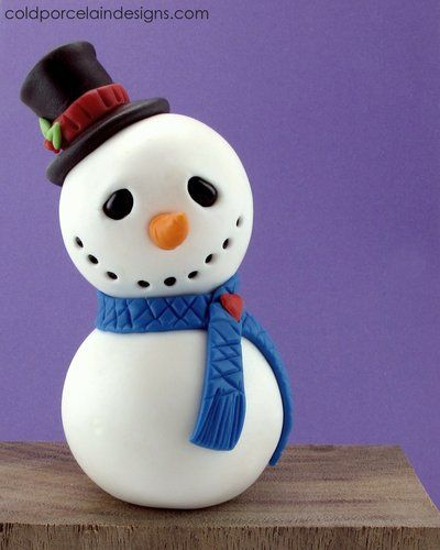 *HAND CRAFTED IN COLD PORCELAIN CLAY ~ Mr. Wonder Land by ~i-be-c on deviantART