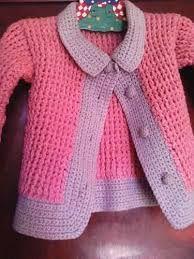 bolero redondo a crochet con patron para niña paso a paso - Buscar con Google