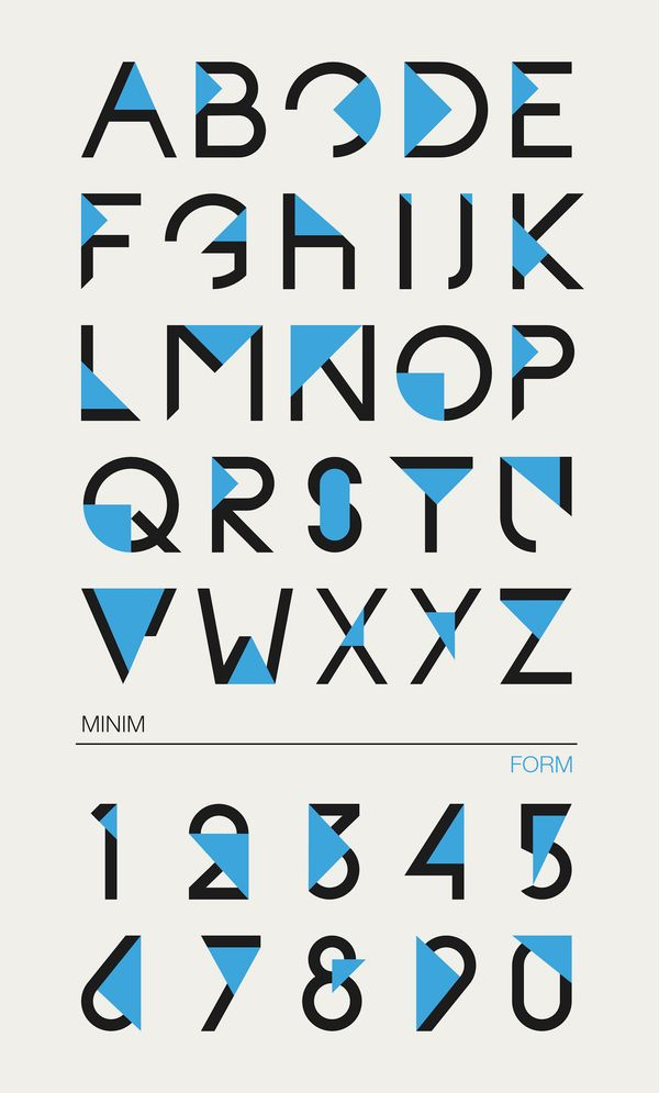 Minim on Typography Served