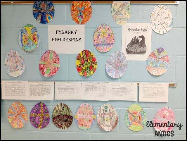 rechenkas eggs writing activity for grade