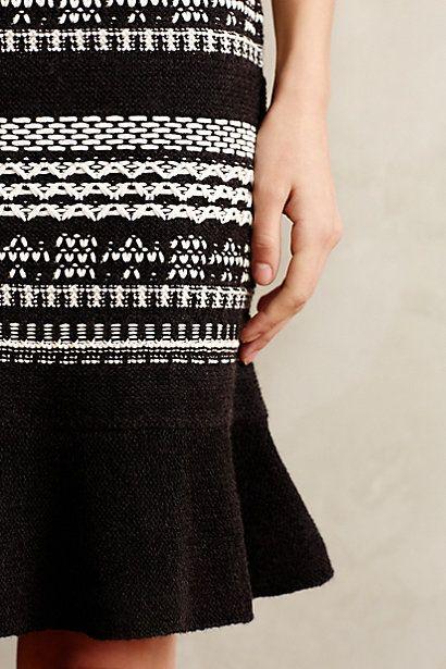 Mavis Knit Pencil Skirt - anthropologie.eu