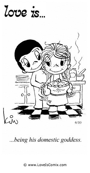 Love is... Comic Strip, Love Comic, Love Quotes, Love Pictures - Love is... Comics - Comic for Wed, May 01, 2013