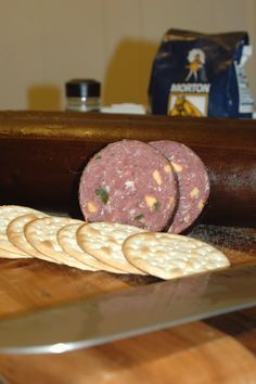 This Jalapeño-Cheese Venison Summer Sausage Recipe will make you thankful you learned the art of home meat curing and sausage making.