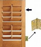 High Quality Interior Shutter Hinges #4 Interior Shutter Hinges Hardware Quotes