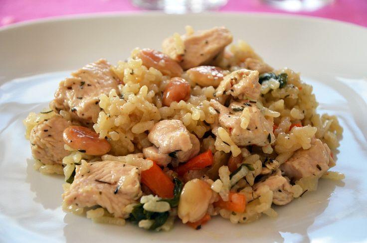 Κοτόπουλο με ρύζι πιλάφι | iefimerida.gr