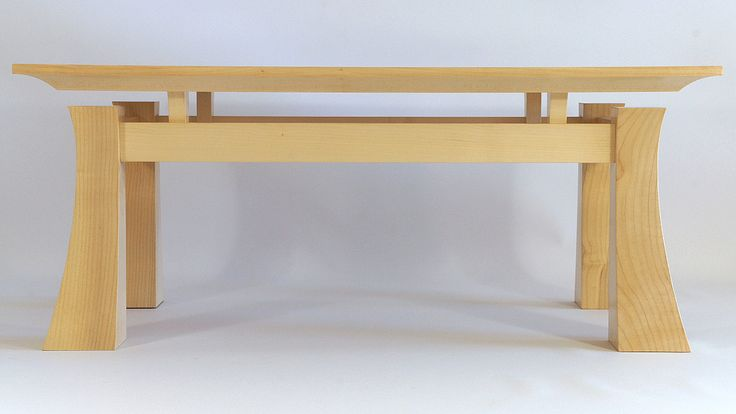 Saint Valentin's day coffee table … | Atelier Bois Noéma