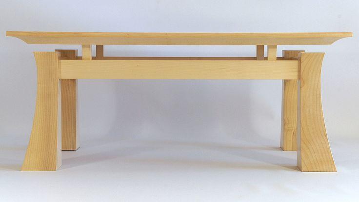 Saint Valentin's day coffee table … | Atelier Bois Noéma