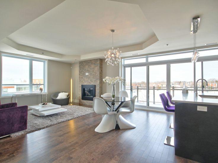1000 images about 695 rue du docteur chevrier saint lambert condo 401 on pinterest foyers. Black Bedroom Furniture Sets. Home Design Ideas