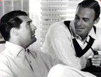 Cary Grant & Randolph Scott - Really good buddies!...REALLY GOOD!
