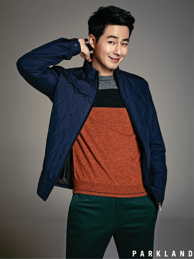 Jo In Sung For PARKLAND's F/W 2013 Lookbook