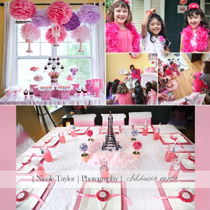 26 best Fancy Nancy Party images on Pinterest | Birthday party ...