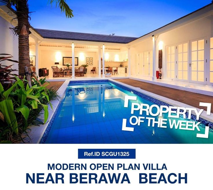 "The Paradise Property Group ""Property of the Week""!  A perfect investment opportunity in Canggu. A minute walk to Berawa Beach. For more info & photos: http://ow.ly/kueN307sSNy or contact Shane:  shane@ppbali.com or +62 81 338 276 772 @bpwcwalsh Shane Walsh / Bali Property & Wealth Creation Walsh  #balivillasale #baliproperty #investmentopportunity #leaseholdvilla #cangguvilla #villadijualdibali #realestateagent"