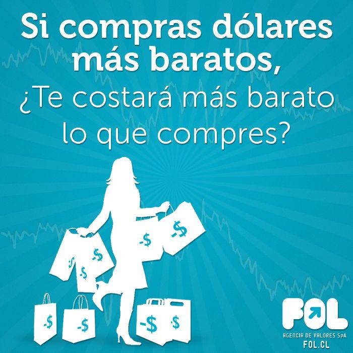"""¿Cuánto vale un dólar? » http://goo.gl/Isg0OG  Percepciones pasadas, presentes y futuras. Una historia de verano para ejemplificar cómo funcionan los riesgos del """"calce"""" entre activos y pasivos a la hora de una inversión con divisas...  Por José Santomingo Director de FOL.cl"""