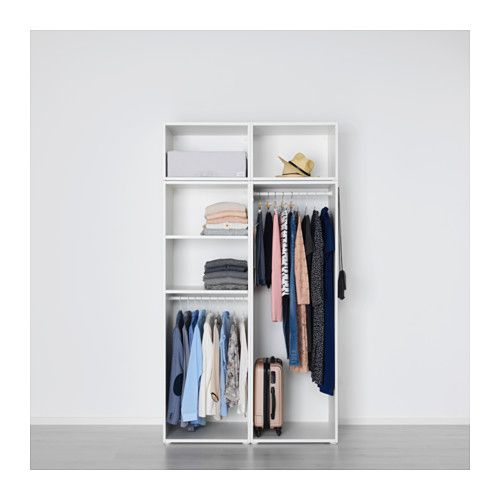 the 25 best ideas about ikea armoire penderie on. Black Bedroom Furniture Sets. Home Design Ideas