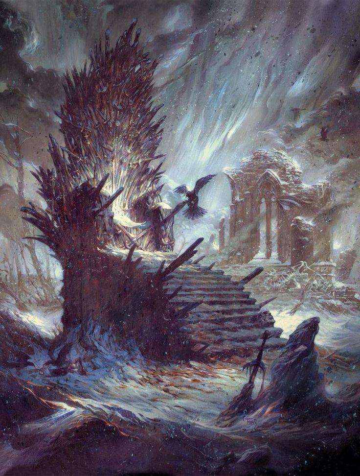 Iron Throne                                                                                                                                                                                 Mais