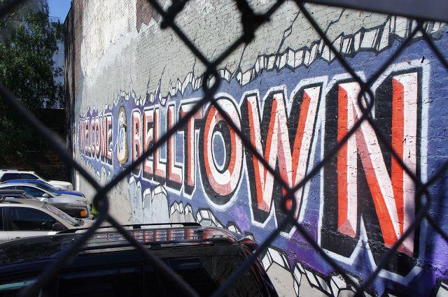 Belltown Graffiti. Seattle, Washington, USA.