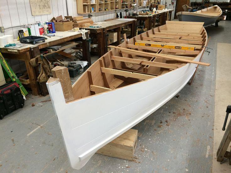IMG_6432 - Port Hadlock WA - Northwest School of Wooden Boatbuilding - Traditional Small Craft - Carolina Spritsail Skiff -