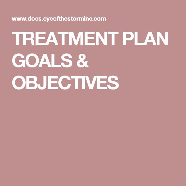 1000+ images about goals, objectives, interventions on ...