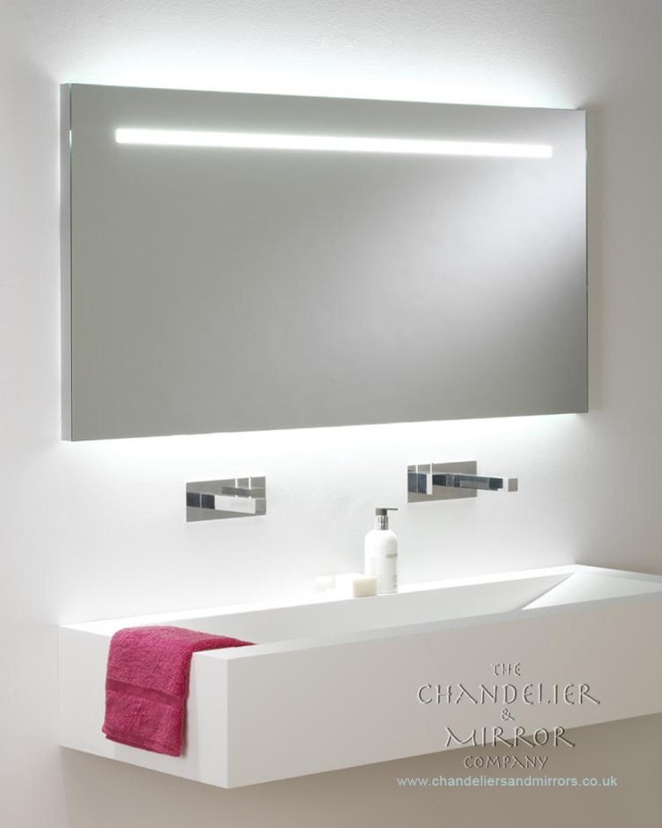 Photo Album Gallery The Astro Lighting Flair Illuminated Mirror is a modern bathroom mirror that will add a stylish touch to your home