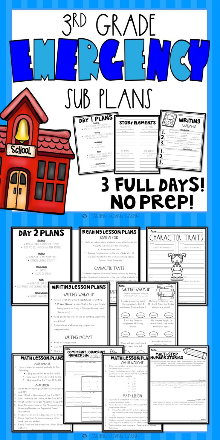 hight resolution of Emergency Sub Plans   Third Grade   Google Distance Learning   Emergency  sub plans