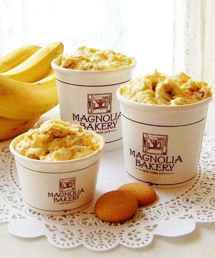Magnolia Bakery Banana Pudding Recipe | The banana pudding that makes grown men cry. #refinery29 http://www.refinery29.com/magnolia-bakery-banana-pudding