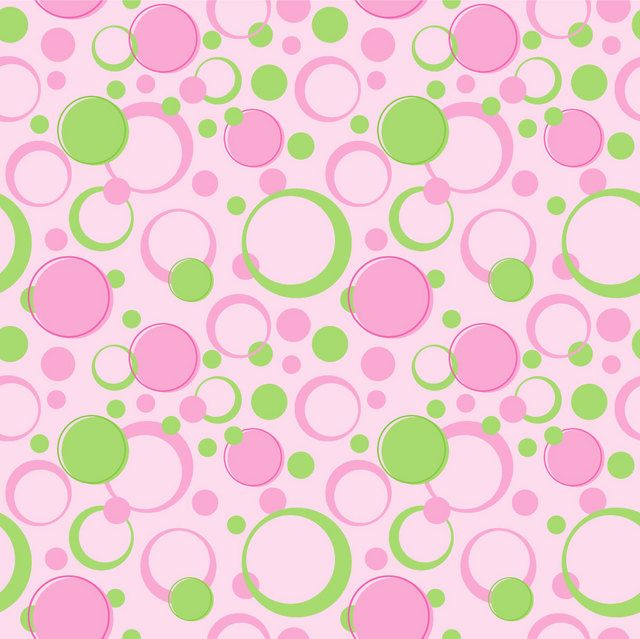 Pink And Green Patterns Pinterest