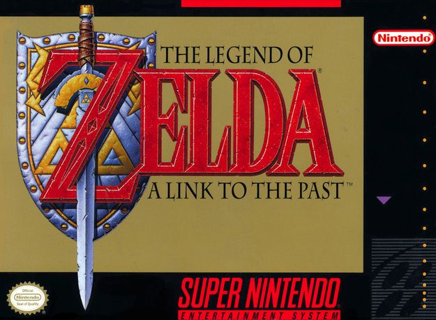 1992: The Legend of Zelda: A Link to the Past