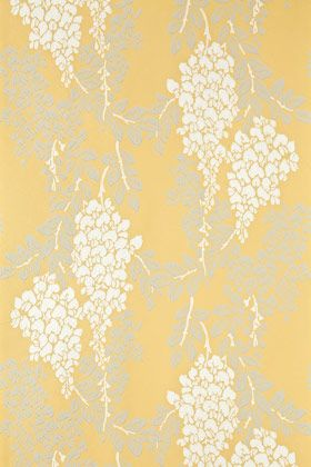 Wisteria BP 2212 - Wallpaper Patterns - Farrow & Ball