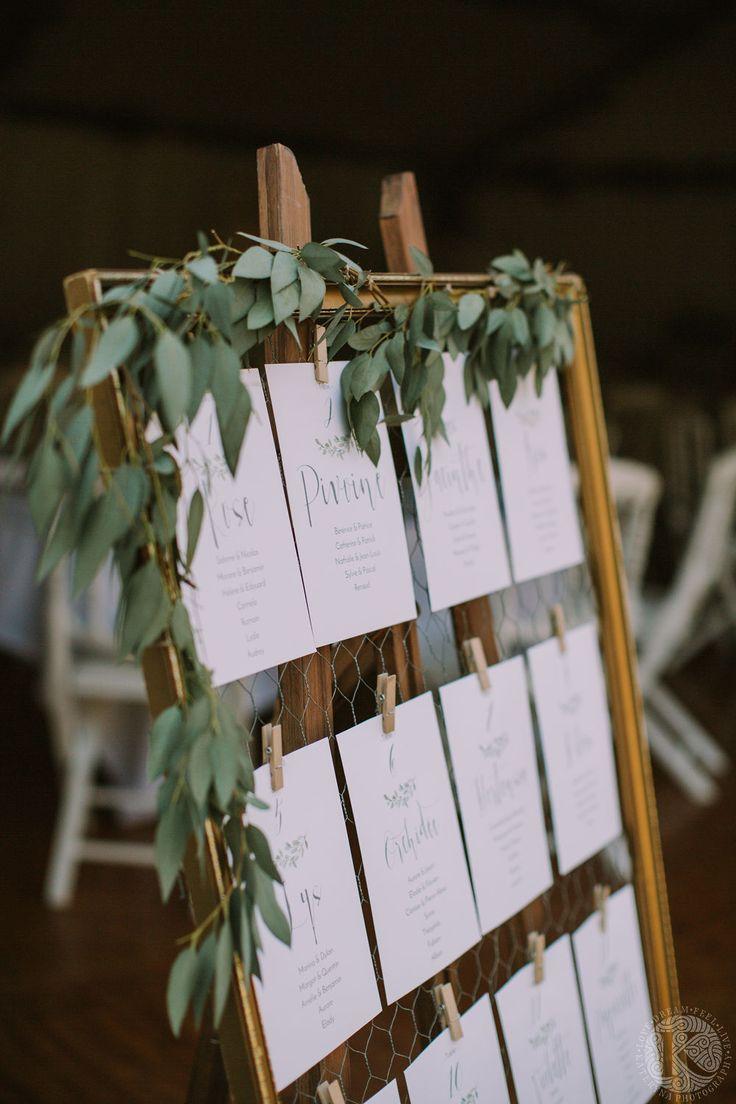 Comment créer le plan de table de mariage parfait ?