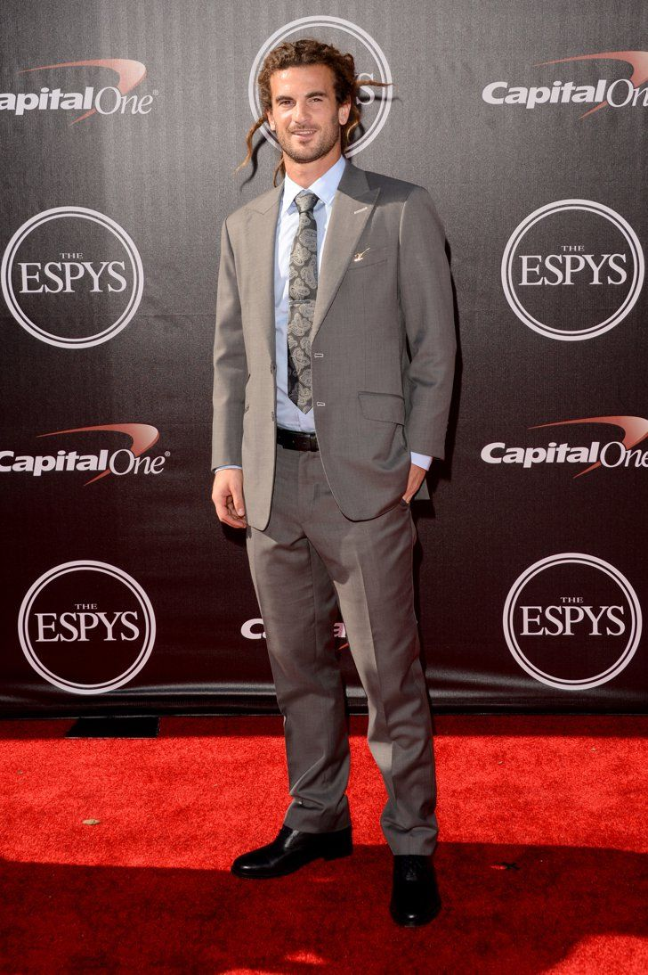 Pin for Later: Celebrities Share the Spotlight With Sports Stars at the ESPYs Kyle Beckerman