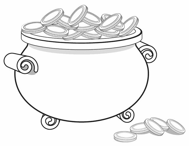 pot of gold coloring pages - 26 best bible time images on pinterest good morning