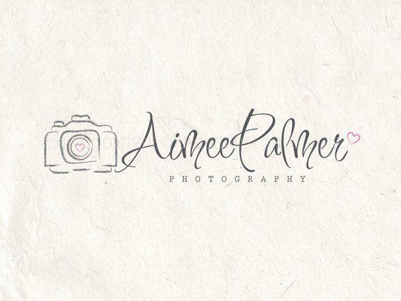 Photography logo photoshop