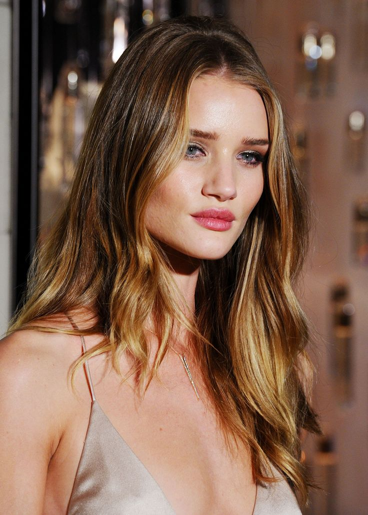 "Bye, Ombre! THIS Is the Newest Hair Coloring Trend. We're sure this is about to go mainstream over the course of 2015: introducing ecaille (AKA ""tortoiseshell"" in French)."
