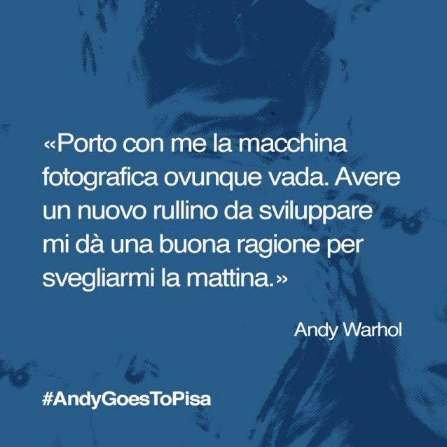 La social campaign per la mostra Andy Warhol a Pisa: 18.000 appassionati sui social network e 80.000 visitatori a Palazzo Blu #smm