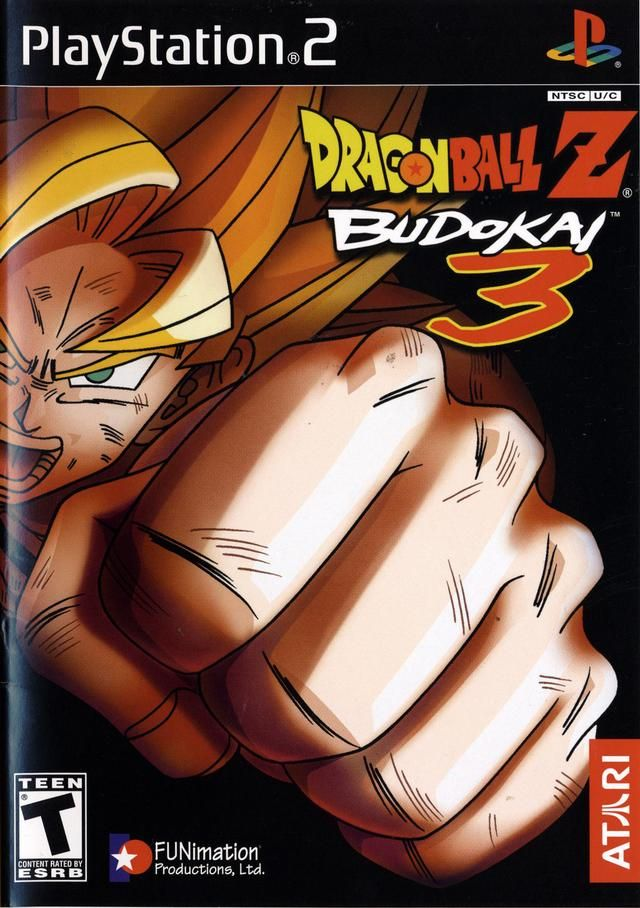 Dragonball Z Budokai 3-My favorite Dragonball Z game of all time. With its amazing storytelling, a list of appropriate characters, signature skills that broke the very planet to which the characters stood, and voice acting that could only make you relish in the joy of the show. Dragonball Z Budokai 3 will remain my all time favorite game for as long as I will remember it. #SonGokuKakarot