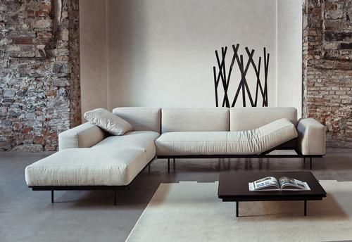 Vibieffe Sit Up Sofa from LOMI Design