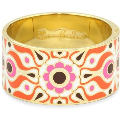 kate spade carry a torch bangle