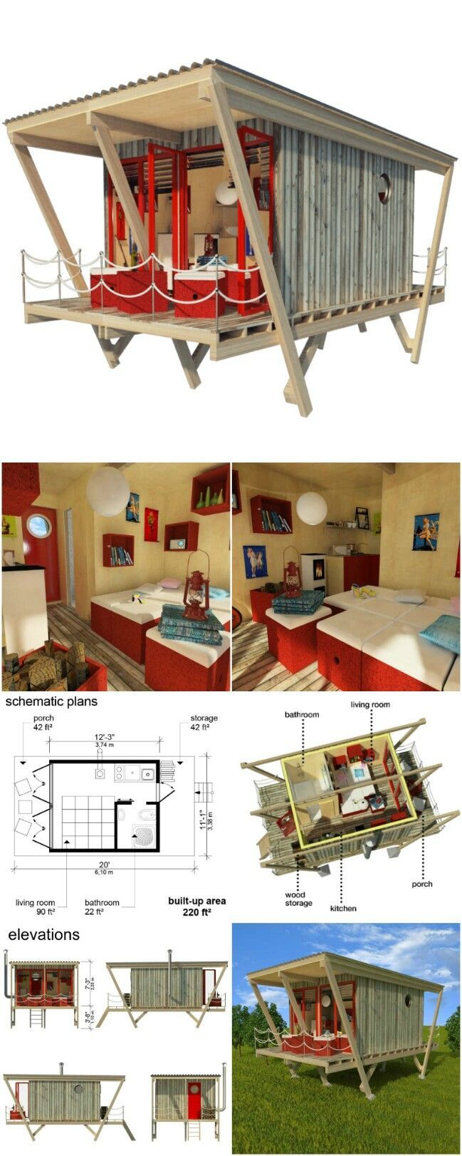 Susan tiny house plans