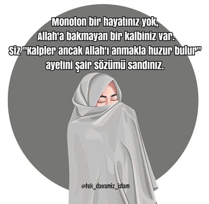 Pinterest: @çikolatadenizi  Instagram: @tek_davamiz_islam